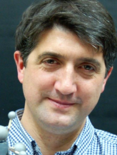Photo of Andrew Glennerster