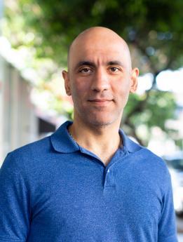 Photo of Ali Cheraghi