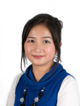Photograph of Angela Lai