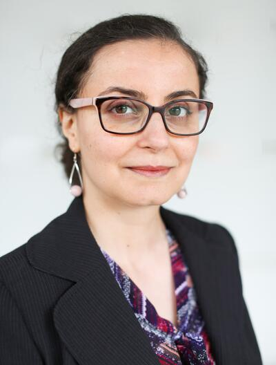 Photo of Saeideh Ghahghaei