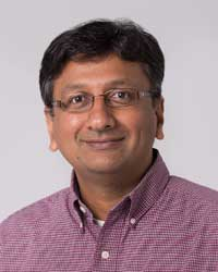 Professor Vallabh Das, Benedict-Pitts Professor Chair, Department of Basic Sciences. Host: Arvind Chandna